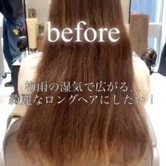 ナチュラル 大人かわいい 髪質改善 ロングヘア ヘアスタイルや髪型の写真・画像