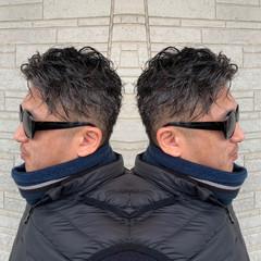 ベリーショート ショートヘア ウルフカット インナーカラー ヘアスタイルや髪型の写真・画像