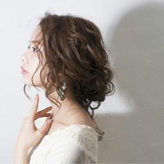 愛され 大人かわいい 外国人風 モテ髪 ヘアスタイルや髪型の写真・画像
