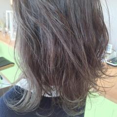 ヘアアレンジ 外国人風 ストリート グラデーションカラー ヘアスタイルや髪型の写真・画像