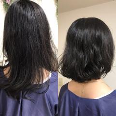 ミディアム エレガント 上品 ヘアスタイルや髪型の写真・画像