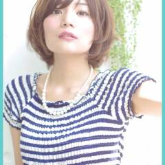 モテ髪 ゆるふわ コンサバ フェミニン ヘアスタイルや髪型の写真・画像