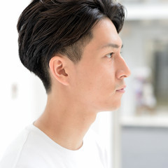 ボーイッシュ 黒髪 ショート 坊主 ヘアスタイルや髪型の写真・画像
