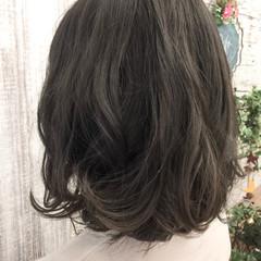 エレガント ヘアアレンジ セミロング 上品 ヘアスタイルや髪型の写真・画像