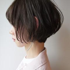 かっこいい モード オフィス 小顔 ヘアスタイルや髪型の写真・画像