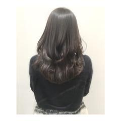 ロング 大人女子 ゆるふわ フェミニン ヘアスタイルや髪型の写真・画像