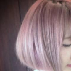 ショート ロング ガーリー ヘアスタイルや髪型の写真・画像