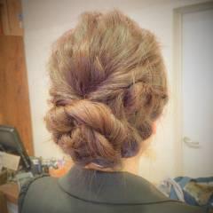 ヘアアレンジ ストリート ガーリー ヘアスタイルや髪型の写真・画像