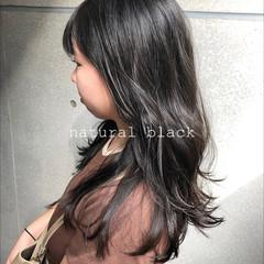 コンサバ オフィス ロング 大人ロング ヘアスタイルや髪型の写真・画像
