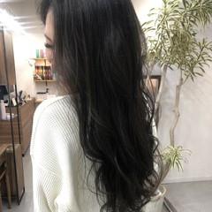 透明感カラー アンニュイほつれヘア 大人女子 ロング ヘアスタイルや髪型の写真・画像