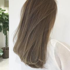 リラックス ヘアアレンジ 透明感 アウトドア ヘアスタイルや髪型の写真・画像