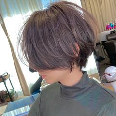 20代 30代 ショート ショートボブ ヘアスタイルや髪型の写真・画像