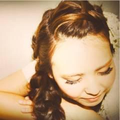 愛され ガーリー モテ髪 ヘアアレンジ ヘアスタイルや髪型の写真・画像