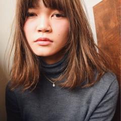 ナチュラル 渋谷系 ヘアアレンジ ロング ヘアスタイルや髪型の写真・画像