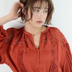 ハロウィン 冬 モード オフィス ヘアスタイルや髪型の写真・画像
