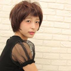 レッド モテ髪 似合わせ ガーリー ヘアスタイルや髪型の写真・画像