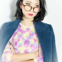 かっこいい 渋谷系 大人女子 ストリート ヘアスタイルや髪型の写真・画像