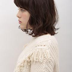 外国人風 アッシュ パーマ 透明感 ヘアスタイルや髪型の写真・画像