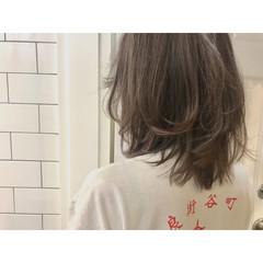 モード マッシュ ウルフカット 色気 ヘアスタイルや髪型の写真・画像