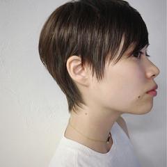 黒髪 モード 大人女子 ナチュラル ヘアスタイルや髪型の写真・画像