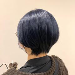 ガーリー ショートヘア ベリーショート ショートボブ ヘアスタイルや髪型の写真・画像