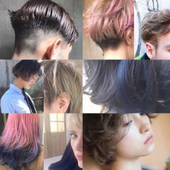大人女子 色気 フリンジバング モード ヘアスタイルや髪型の写真・画像