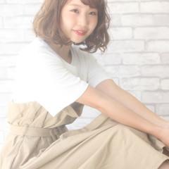 アンニュイ ナチュラル 色気 小顔 ヘアスタイルや髪型の写真・画像