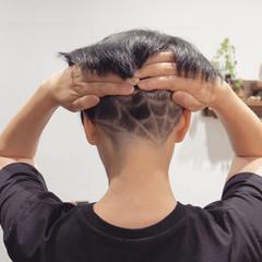 ショートボブ 前下がりショート 刈り上げショート ショート ヘアスタイルや髪型の写真・画像
