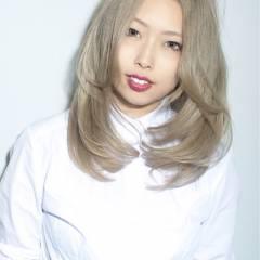 ストリート ガーリー ブリーチ モード ヘアスタイルや髪型の写真・画像