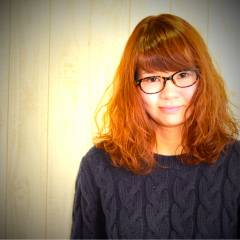 モテ髪 ミディアム ゆるふわ パーマ ヘアスタイルや髪型の写真・画像