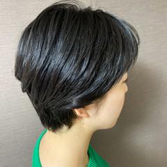 ショート ショートヘア モード ベリーショート ヘアスタイルや髪型の写真・画像