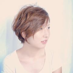 パーマ ハイライト ゆるふわ 大人かわいい ヘアスタイルや髪型の写真・画像