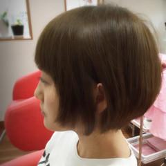 マッシュ ショート アッシュ ストリート ヘアスタイルや髪型の写真・画像
