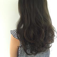 セミロング 外国人風 外国人風カラー 大人かわいい ヘアスタイルや髪型の写真・画像