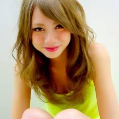 モテ髪 ロング 大人かわいい フェミニン ヘアスタイルや髪型の写真・画像
