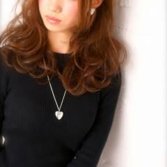 モテ髪 ロング ゆるふわ フェミニン ヘアスタイルや髪型の写真・画像
