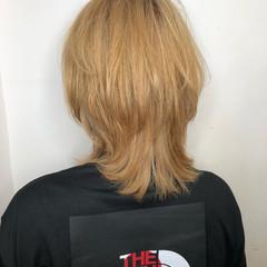イルミナカラー ホワイティベージュ ミディアム 外国人風 ヘアスタイルや髪型の写真・画像