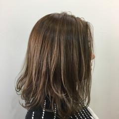 色気 ママ ハイライト 外国人風 ヘアスタイルや髪型の写真・画像