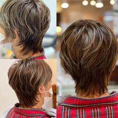 ショートヘア ショート ベリーショート ナチュラル ヘアスタイルや髪型の写真・画像