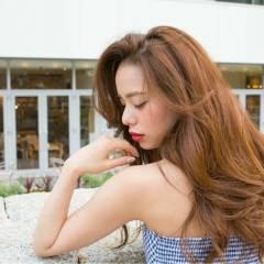 大人かわいい ロング ストリート 渋谷系 ヘアスタイルや髪型の写真・画像