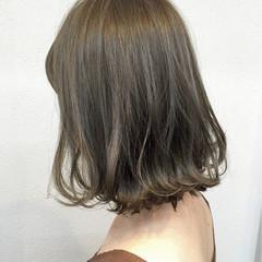 アッシュ 外国人風 ナチュラル 色気 ヘアスタイルや髪型の写真・画像