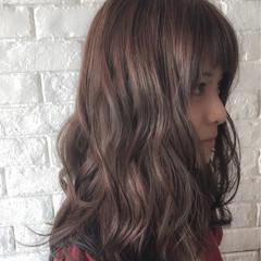 大人かわいい 外国人風カラー ボブ ガーリー ヘアスタイルや髪型の写真・画像