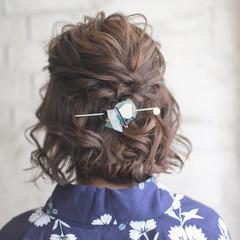 ハイライト ショート ヘアアレンジ 夏 ヘアスタイルや髪型の写真・画像