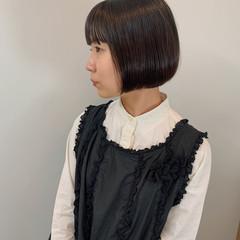 ワイドバング ナチュラル 夏 黒髪 ヘアスタイルや髪型の写真・画像