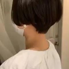 前髪あり ゆるふわ モード ストレート ヘアスタイルや髪型の写真・画像