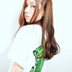 外国人風 パーマ ロング 大人かわいい ヘアスタイルや髪型の写真・画像