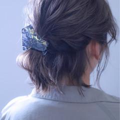 ストリート 結婚式 女子会 ウェットヘア ヘアスタイルや髪型の写真・画像