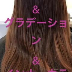 秋 外国人風 ストリート 透明感 ヘアスタイルや髪型の写真・画像