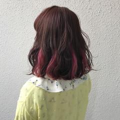 ブリーチ ボブ 外国人風カラー ハイトーン ヘアスタイルや髪型の写真・画像