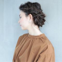 成人式 ヘアアレンジ ナチュラル ロング ヘアスタイルや髪型の写真・画像